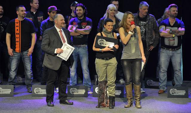 Pannonia Custom Show 2014, Messe Oberwart